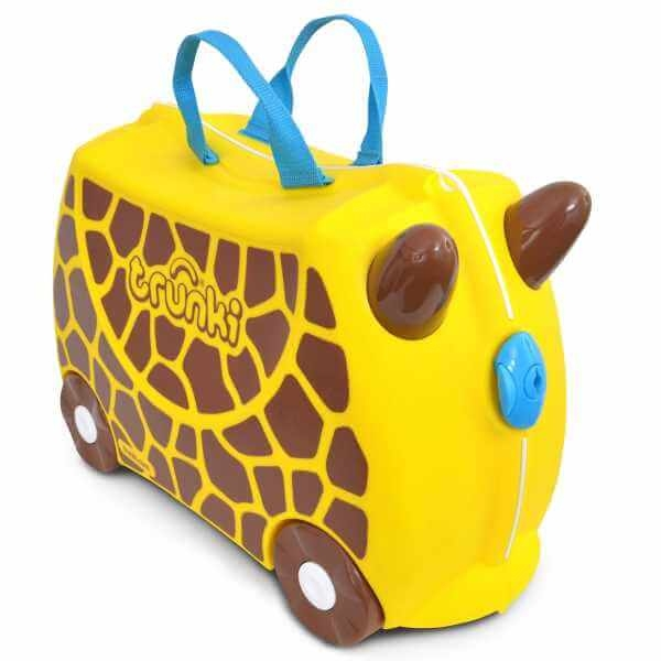 valiza trunki gerry girafa