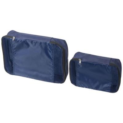 Packing cubes Set 2 Genti Bleumarin