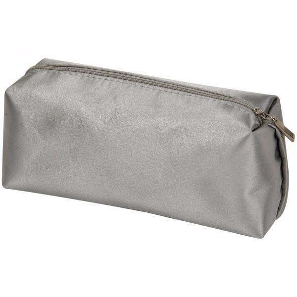 geanta cosmetice silver