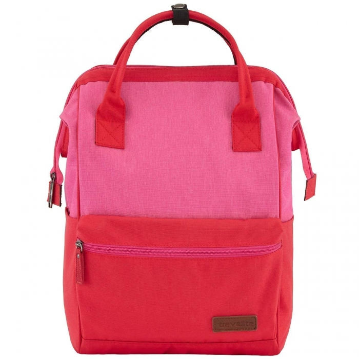 rucsac multifunctional travelite neopak rosu roz