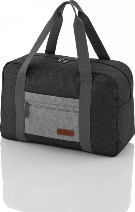 geanta de bord neopak brand travelite antracit gri