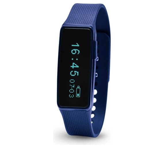 bratara fitness nuband active blue 24736