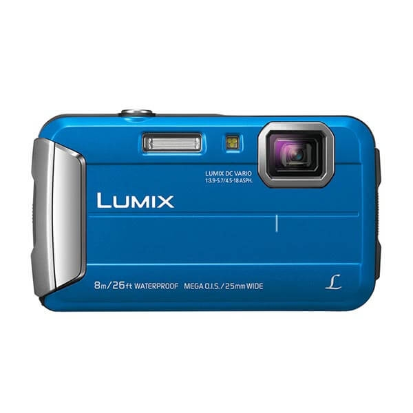 camera foto panasonic albastra dmc ft30ep a