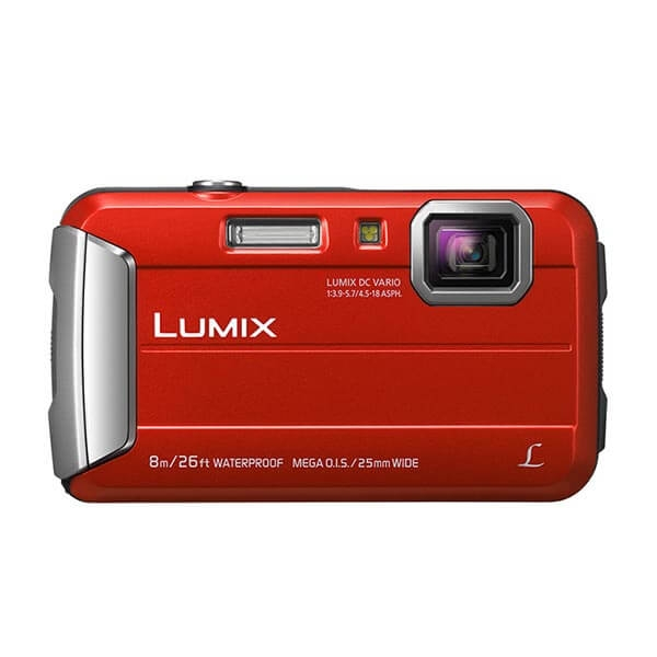 camera foto panasonic rosie dmc ft30ep r