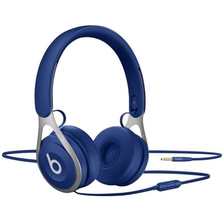 casti beats ep on ear blue ml9d2zm a