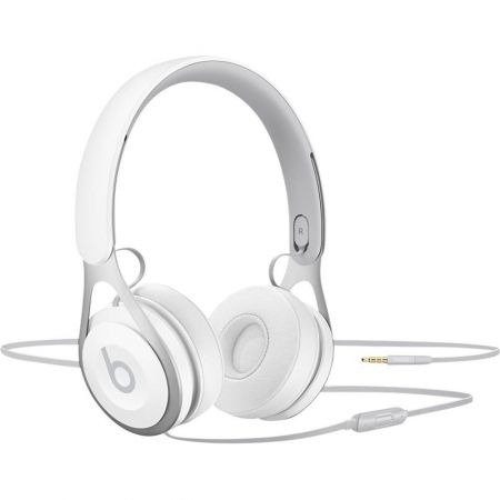 casti beats ep on ear white ml9a2zm a