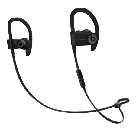 casti beats powerbeats3 wireless earphones black ml8v2zm