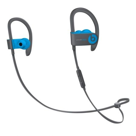 casti beats powerbeats3 wireless earphones flash blue mnlx2zm