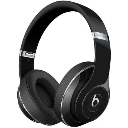 casti beats studio wireless over ear gloss black mp1f2zm a