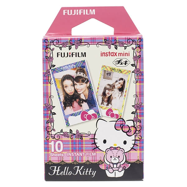fujifilm instax mini hello kitty film pentru instax mini
