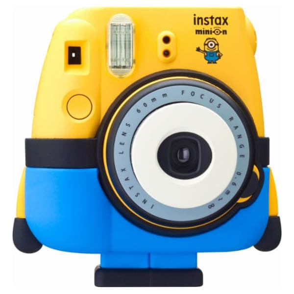 fujifilm instax mini 8 minion camera instant