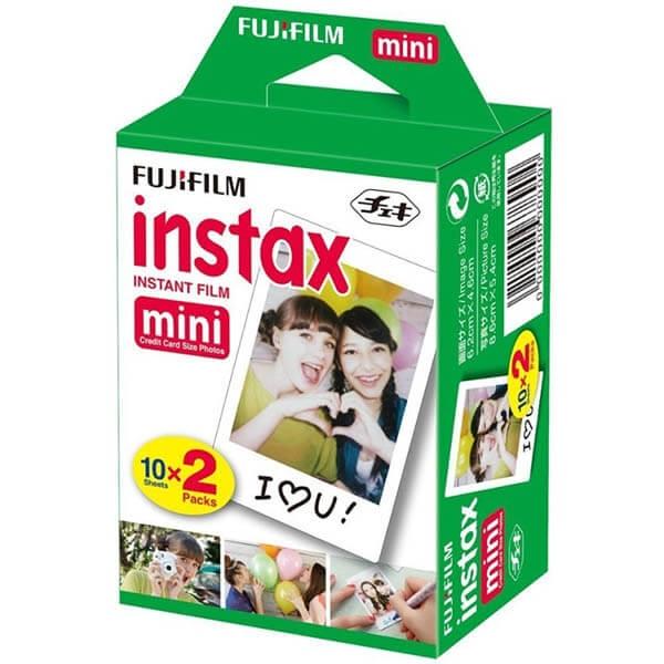 fujifilm instax mini film instant 2x10 bucati