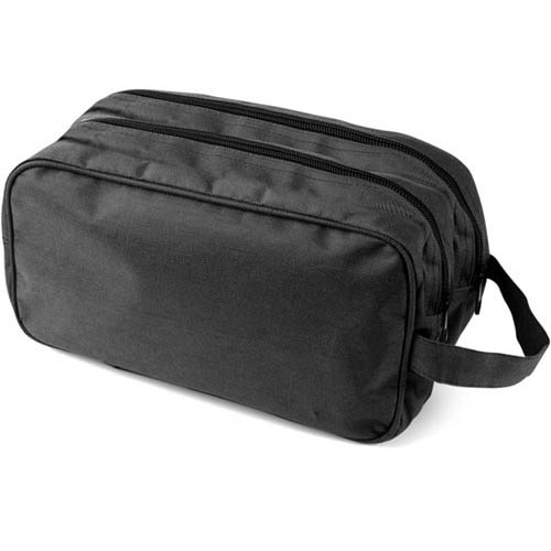geanta cosmetice negru