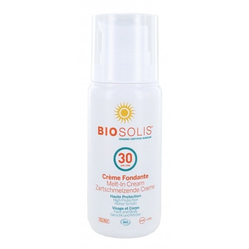 Crema De Soare Melt In Spf 30 Biosolis 100ml