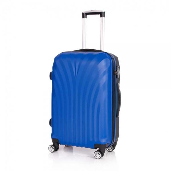 Lamonza Troler Caliber 65 Cm Albastru Charcoal