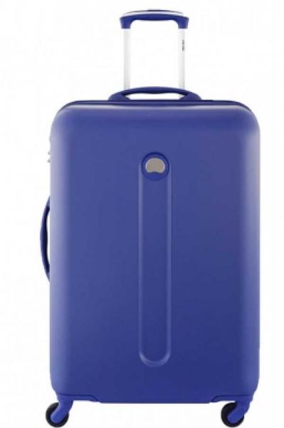 troler delsey helium classic 71 cm albastru