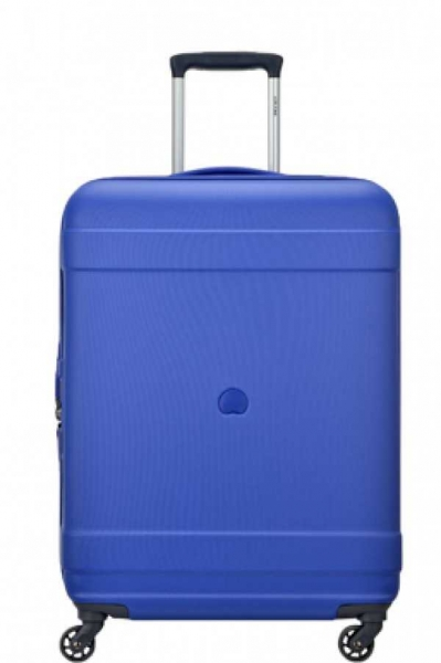 troler delsey indiscrete hard 66 cm albastru