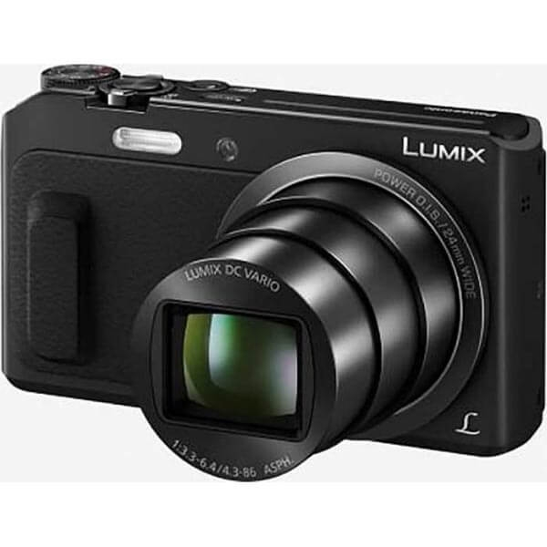 camera foto panasonic dmc tz57ep t