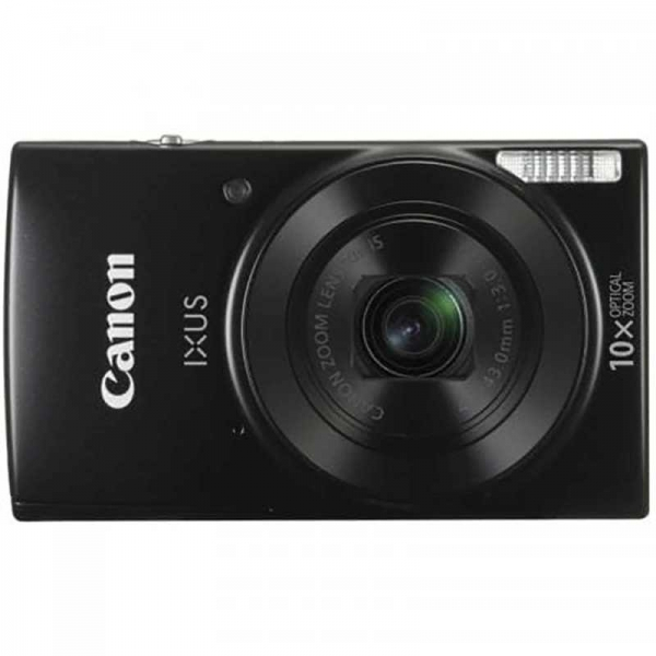 camera foto canon ixus 190 black rezolutie 20 mp
