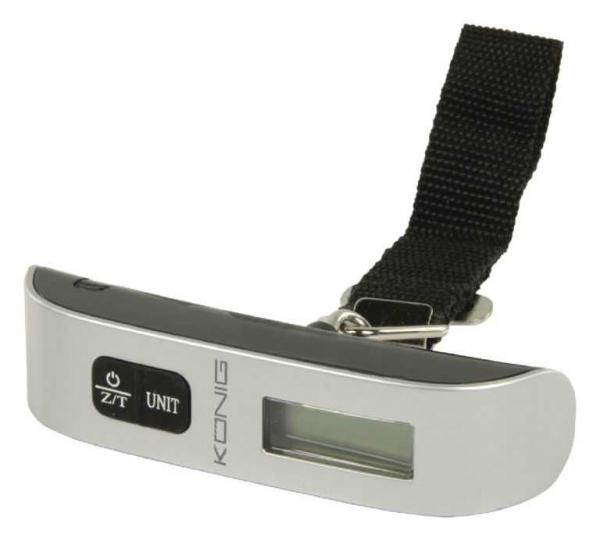 cantar digital pentru bagaje konig 50kg