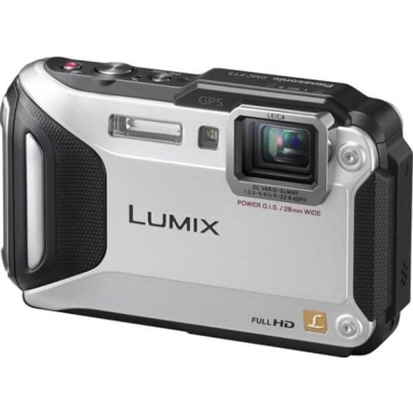 camera foto panasonic dmc ft5ep s silver