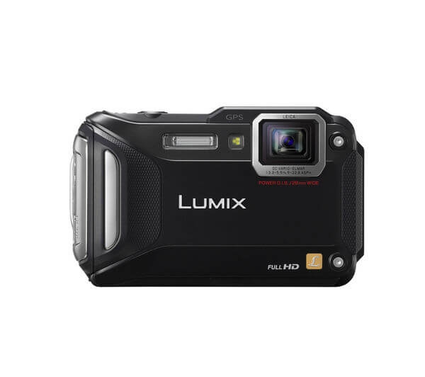 camera foto panasonic dmc ft5ep k neagra