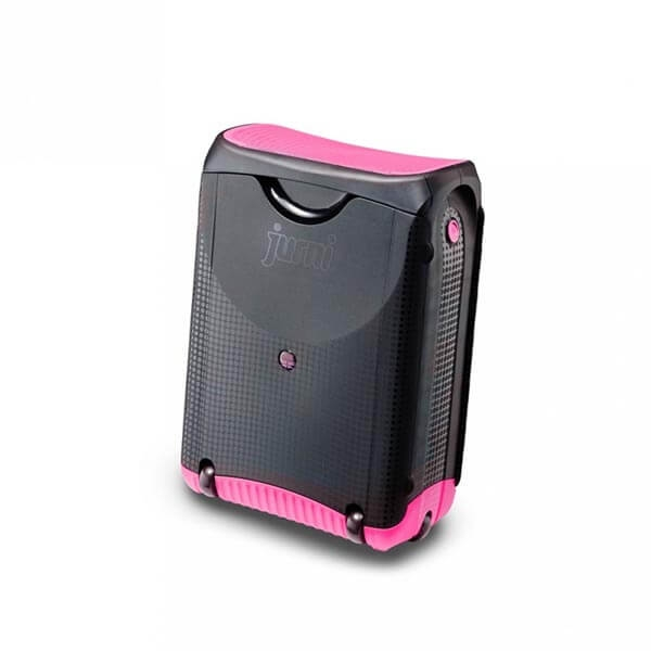 valiza trunki jurni fushion pink