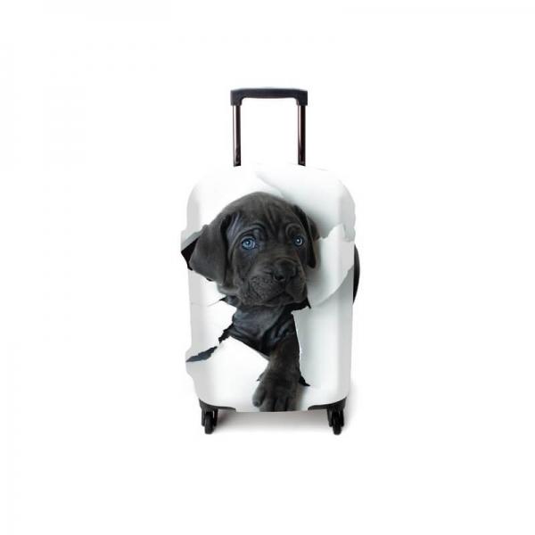 Husa Troler Doggy Step Marime S (inaltime Troler De La 49 La 59 Cm)
