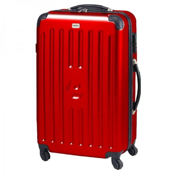 Troler New York M Rosu Princess Traveler Troler De Cala