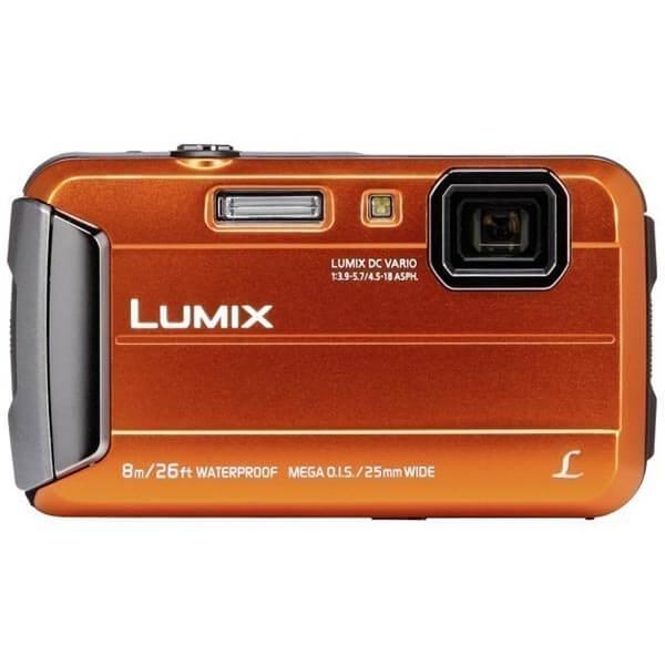 camera foto panasonic portocalie dmc ft30ep d
