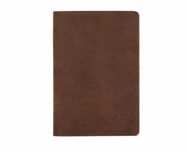 husa pasaport portofel piele vintage