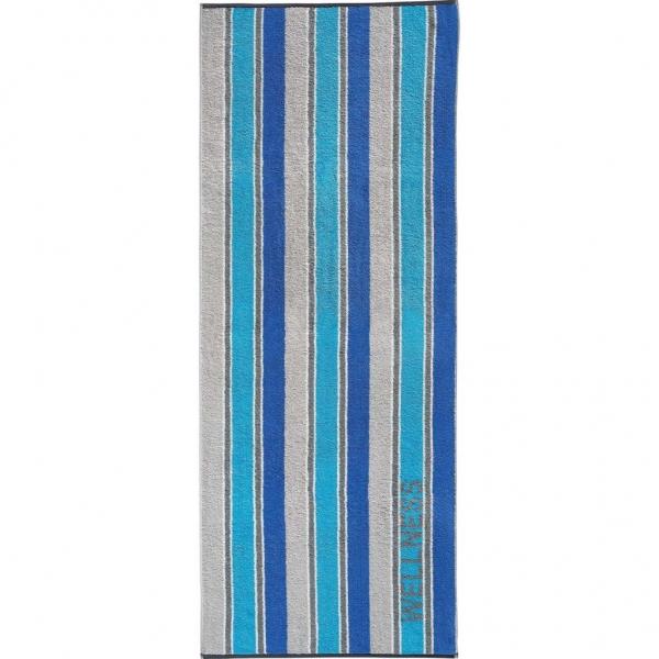 Prosop pentru sauna plaja Erwin Muller Albastru