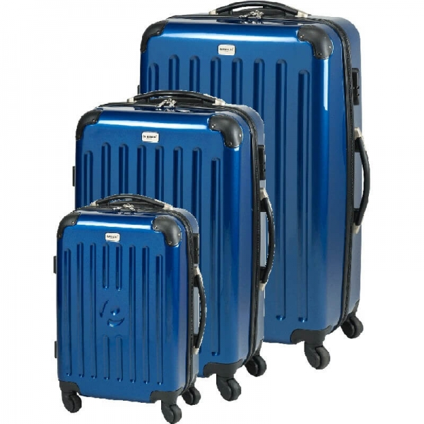 Set Trolere New York (s M L) Albastru Princess Traveler