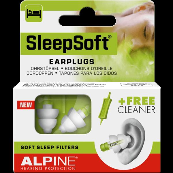 dopuri de urechi alpine sleepsoft