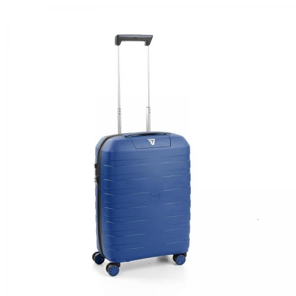 troler cabina roncato box 2.0 albastru