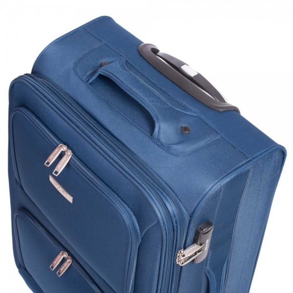 LAMONZA TROLER JAVA NAVY BLUE 67 CM