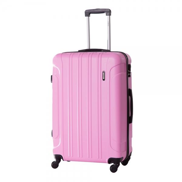 troler lamonza capri 74 cm roz