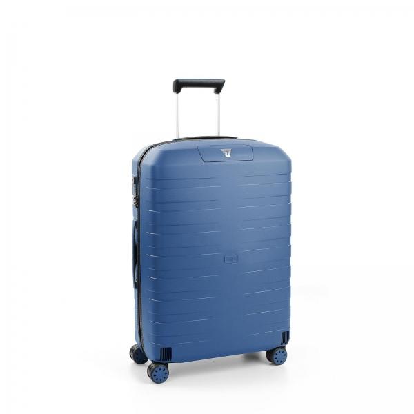 Troler Mediu Roncato Box 2.0 Albastru