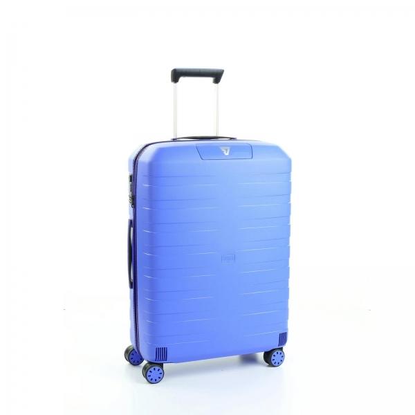 Troler Mediu Roncato Box 2.0 Bleu