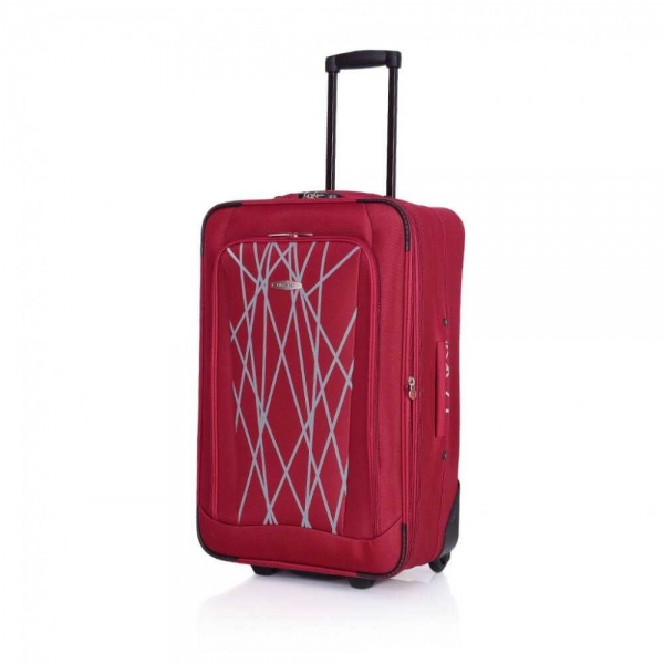 lamonza troler spin 74 cm rosu