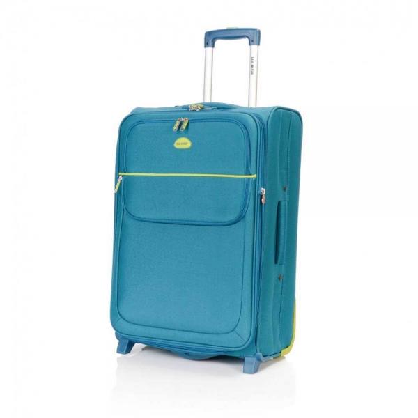 LAMONZA Troler SUPERLIGHT 63 cm turquoise