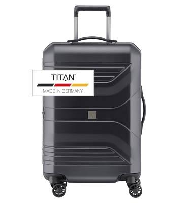troler titan prior 4w m negru