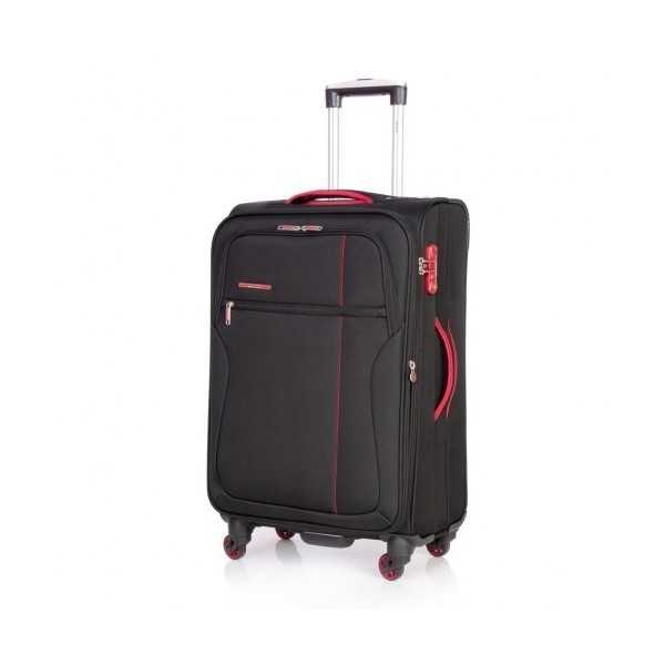 lamonza troler ultralight 76 cm rosu