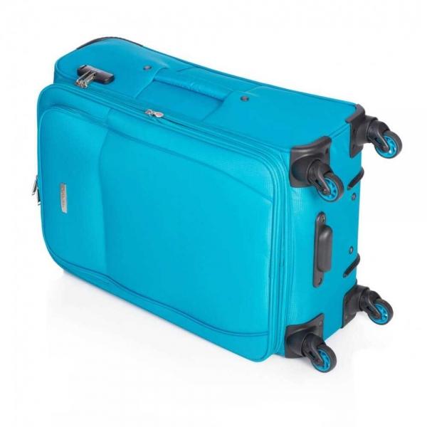 LAMONZA Troler UNI 77 cm turquoise