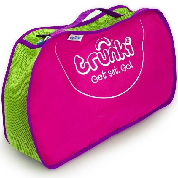 trunki tidy bag pink