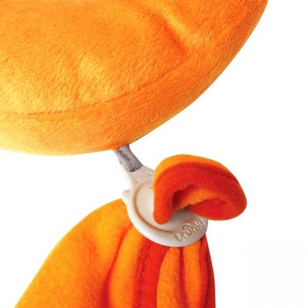 Perna calatorie Trunki Yondi Orange