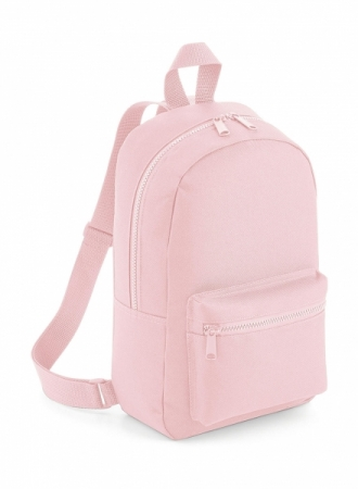 Rucsac mini Travel roz pudrat