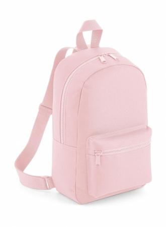 Rucsac mini Travel roz pudrat