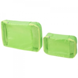 Packing cubes Set 2 Genti - Verde