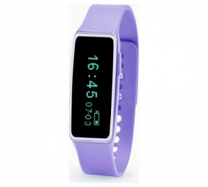 Bratara fitness NUBAND Active lilac 23111